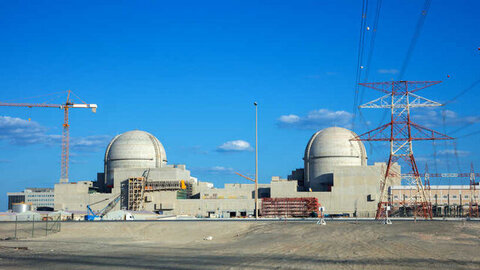 نیروگاه هسته ای