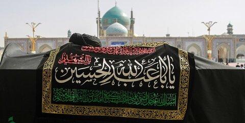 تشییع مرحوم سید عبدالجواد علم الهدی