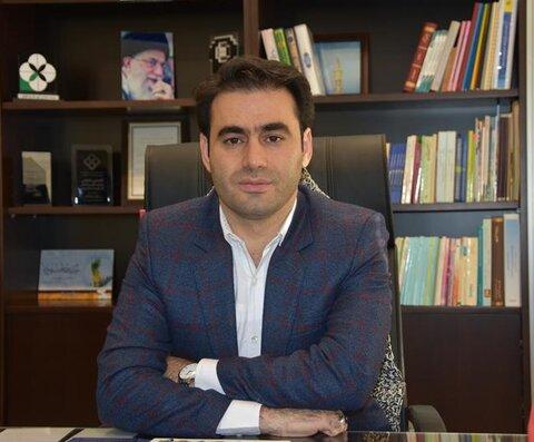 رییس هیات مدیره و مدیرعامل شرکت عمران شهر جدید گلبهار