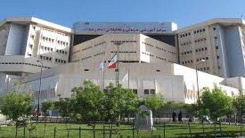 مدیر دفتر منابع فیزیکی و نظارت بر طرحهای عمرانی دانشگاه علوم پزشکی مشهد