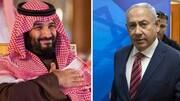 خبر وال استریت ژورنال درباره دیدار نتانیاهو و بن سلمان