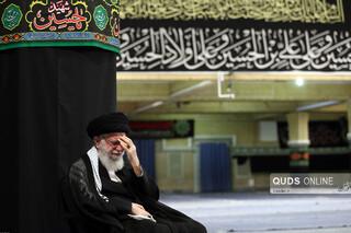 دومین شب مراسم عزاداری حضرت اباعبدالله الحسین(علیهالسلام)