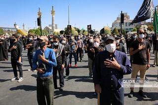 عزاداری عاشورای حسینی در مشهد