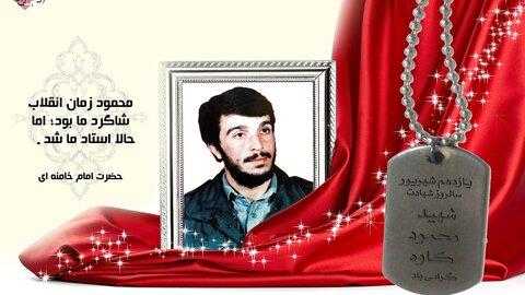 مراسم گرامیداشت سردار سرلشکر شهید محمود کاوه
