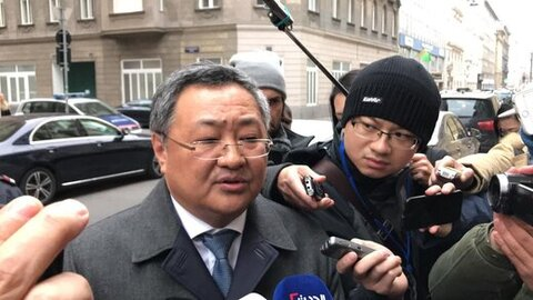 مدیر کل سیاسی وزارت خارجه چین
