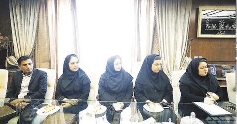 پارلمان زنان کیش
