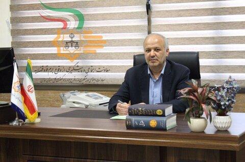 مدیر پیشگیری از وقوع جرم استان همدان