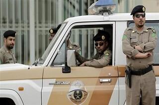 پلیس عربستان سعودی