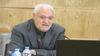 رئیس کمیسیون تجارت اتاق مشهد