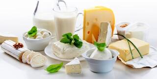 لبنیات کره پنیر