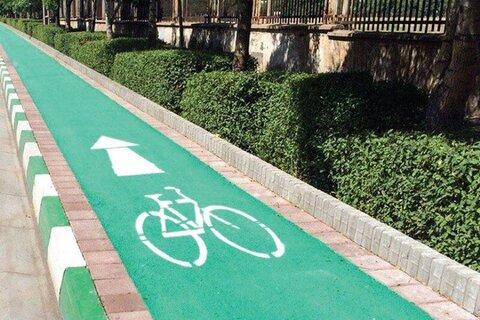 مسیر دوچرخه