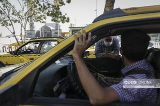 کرونا تنها مسافر این روزهای تاکسیرانی