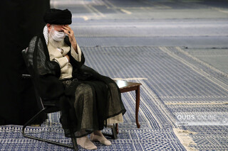 عزاداری شهادت امام سجاد(ع) در حسینیه امام خمینی(ره)