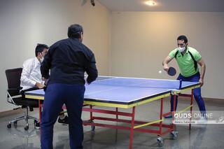 برگزاری مسابقات ورزشی ویژه گرامیداشت هفته دفاع مقدس