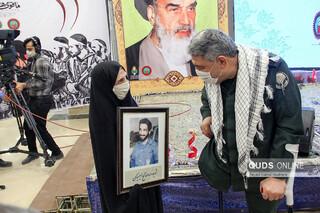 افتتاح مرکز فرهنگی دفاع مقدس خراسان رضوی