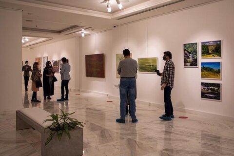 نمایشگاه «آهنجش»