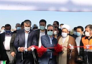 افتتاح پروژه های راهداری تهران