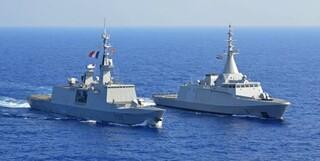 ائتلاف دریایی اروپا در خلیج فارس