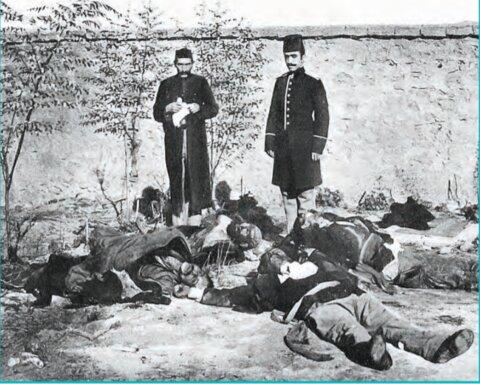 قحطی ایران