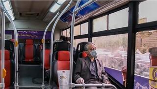 سخنگوی سازمان اتوبوسرانی مشهد
