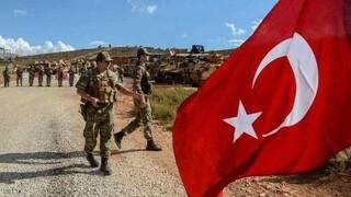 ارتش نظامیان ترکیه