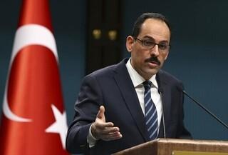 ابراهیم کالین سخنگوی ریاست جمهوری ترکیه