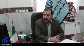 داریوش جودکی مدیر کل تعزیرات حکومتی استان همدان