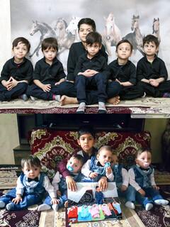 پنج قلوهای مشهدی در آستانه پنج سالگی
