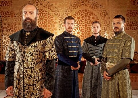 سریال ترکیه حریم سلطان
