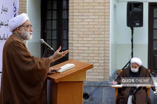 دیدار تولیت آستان قدس رضوی با مدیران و اساتید بنیاد پژوهش های آستان قدس رضوی