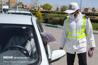 تردد محدودیت خودرو