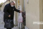 توزیع ۲۱۰ هزار بسته معیشتی در میان نیازمندان
