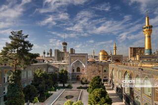 هنر معماری اسلامی در حرم مطهر رضوی - مدرسه میرزا جعفر