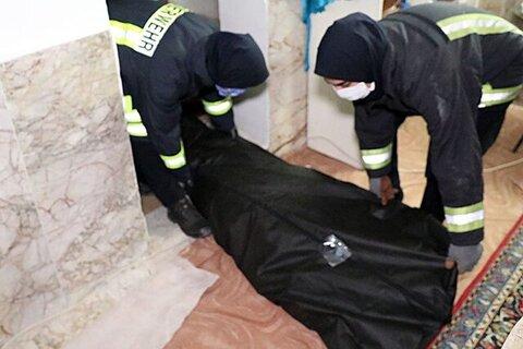معاون عملیات آتشنشانی مشهد