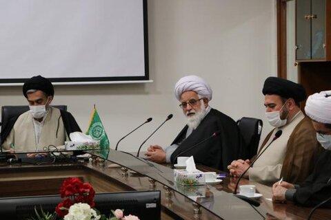 رئیس دانشگاه علوم اسلامی رضوی