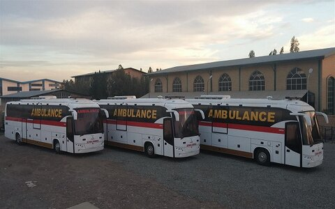 اتوبوس امبولانس