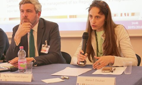 """آلنا دوهان"" گزارشگر ویژه سازمان ملل"
