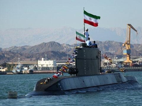 زیردریایی های ایران