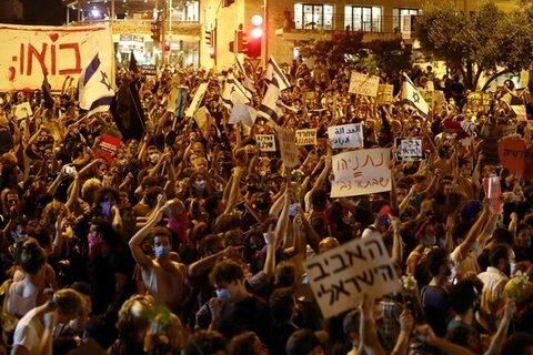 مخالفان نتانیاهو