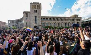 اعتراضات در ارمنستان