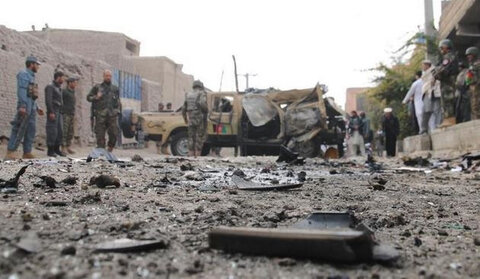 تلفات غیر نظامیان در افغانستان
