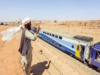 راه آهن خواف