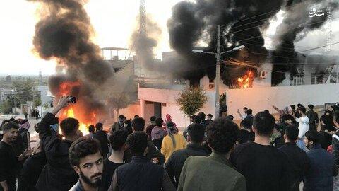 اعتراضات در اربیل