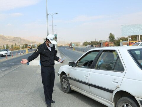 رییس پلیس راه سبزوار