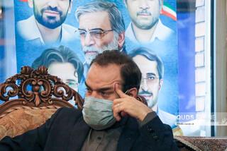 دیدار قائم مقام تولیت آستان قدس رضوی با خانواده شهید فخری زاده