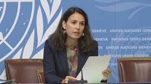 سخنگوی دفتر حقوق بشر  سازمان ملل