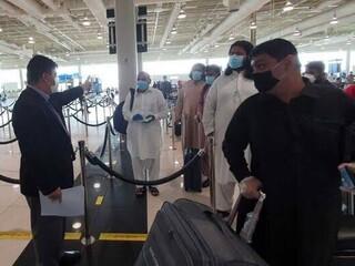 کرونا در پاکستان