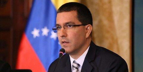 خورخه آرئاسا وزیرخارجه ونزوئلا