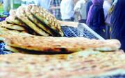 ۲۰ درصد تولید نان صرف خوراک دام می شود
