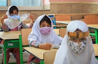 حضور دانش آموزان در مدارس